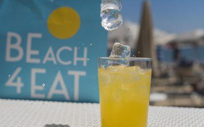 SUNICE è sponsor di Beach4eat, il tour estivo itinerante per una spiaggia a tutto gusto e benessere!